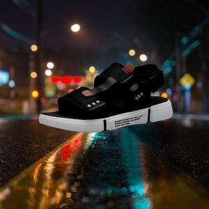 """""""Moto"""" Sandals"""